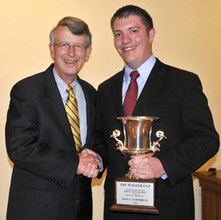 2008 Walker Cup John Schomburg.jpg